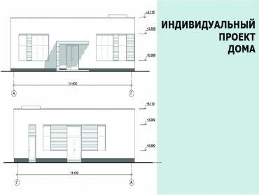 Индивидуальный проект частного дома (коттеджа)